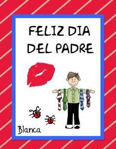 Actividades para Educación Infantil: FELIZ DÍA DEL PADRE 2013