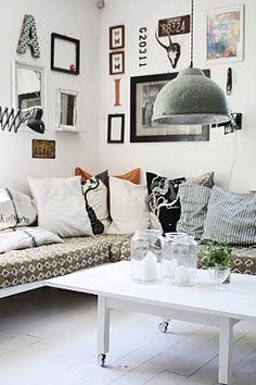 agreed Looks so cozy, Johannas fina hem