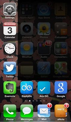 Organizing Apps how to organize your iphone home screen⎹ julie sanchic live an