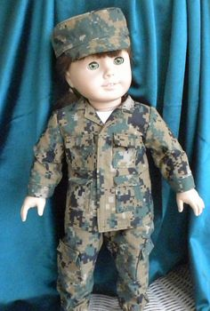 18 Quot Doll Clothes American Girl Military Uniforms