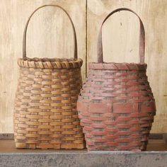 """10.5"""" Tetter Basket © - Shaker Red"""