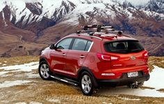 Kia Sportage 27 AT