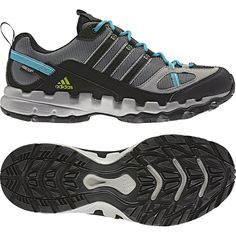 adidas Outdoor AX1 GTX Hiking Shoe - Women's Grey Rock/Black/Lab Green - 6 ** See this great product.