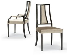 Newport Dining Chairs By Michael Berman Limited