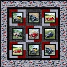 Picture Perfect Quilt Pattern Download by Nancy Rink Designs now
