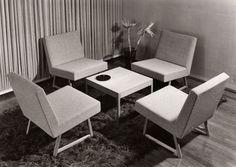 Rastad & Relling Tegnekontor. Modell: Serie B – T.V. serie. Produsert av Gustav Bahus Eftf. Ca. 1960.