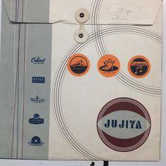 Japanese 78 folder #vinyl