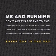 Me & Running