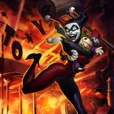 Infinite Crisis Gets New Champion in the Form of Harley Quinn