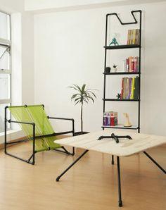 dcoracao.com - blog de decoração: Móveis de canos