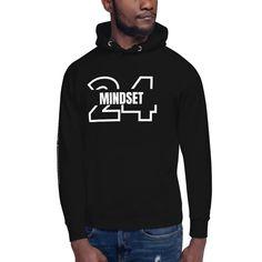 24HrMindset Hoodie - L