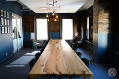 Fueled Collective - A tech start-up's office goes steampunk by Homepolish New York City https://www.homepolish.com/mag?gallerize=fueled-collective