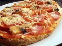 Bruschetta royale - The Best Dinner Recipes Bruschetta Pizza, Bruschetta Recipe, Appetizers For Party, Appetizer Recipes, Dinner Recipes, Vegan Appetizers, Polynesian Food, Tapas, Easy Healthy Breakfast