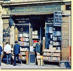 A color image of Marks & Co., 84 Charing Cross Road
