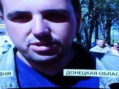 События.Украина Донецкая обл.Юго-Восток.Взяли под Контроль.