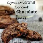 Walnut Cinnamon Winter Cookies : Fabtastic Eats
