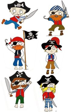 Dessin pirate