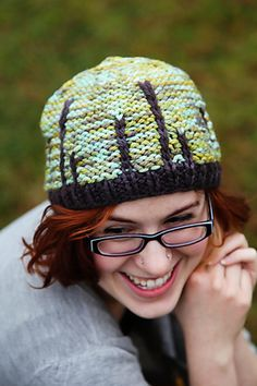 Ravelry: Striated pattern by Emma Welford