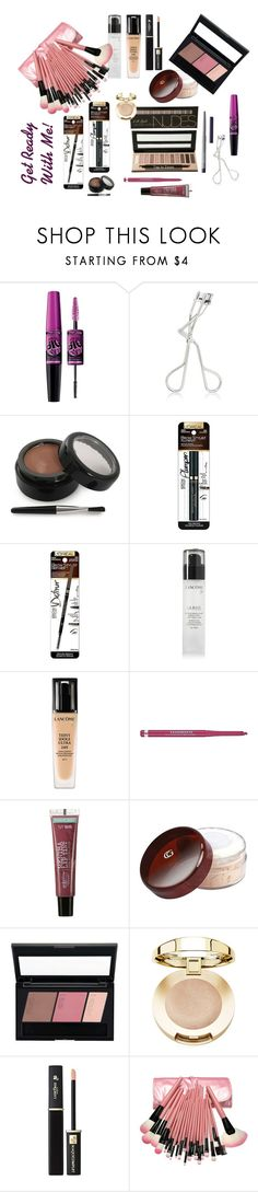 """""""Makeup OTD Get Ready With Me!"""" by alara-cary ❤ liked on Polyvore featuring beauty, Maybelline, Ardell, L'Oréal Paris, Lancôme, Rimmel, C.O. Bigelow and COVERGIRL"""