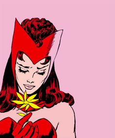 Wanda Maximoff, the Scarlet Witch Marvel Comic Character, Comic Book Characters, Marvel Characters, Marvel Comics Art, Marvel Avengers, Ms Marvel, Captain Marvel, Elizabeth Olsen, Marvel Universe