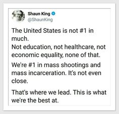 Thanks to Republican policies going back forty years. A steady erosion of wages, education, and healthcare. Fuck Republicans, they're monsters.