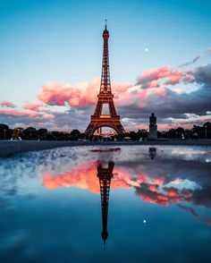 Paris is always a good idea - France - Eiffel Tower - Eiffelturm - Tour d'Eiffel - PARIS - City - Sight Paris Photography, Creative Photography, Nature Photography, Eiffel Tower Photography, Portrait Photography, Photography Backdrops, Photography Ideas, Photography Reflector, Landscape Photography