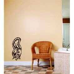 """""""Do It Yourself Wall Decal Sticker Squirrel Animals Picture Graphic Art Room Home Decor S Decoration Ideas 20x40"""""""""""" #homedecorideas"""