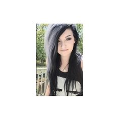 Black Scene Hair found on Polyvore featuring beauty products, haircare, hair styling tools, hair, black haircare and black hair care