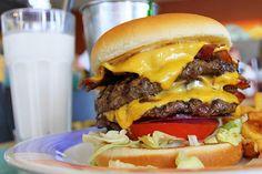 cheesburger milkshake