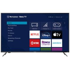 Get this Westinghouse WR65UX4019 65-Inch Roku 4K Ultra Smart HDTV at Walmart for only $378 (MSRP $579.99). You save 35% off the retail price for this 4K Ultra Smart HDTV. Plus, this item ships free. We've seen this item before sell for as low as $399.99. The Westinghouse WR65UX4019 4K Ultra Smart HDTV features a […] The post Westinghouse WR65UX4019 65-Inch Roku 4K Ultra Smart HDTV appeared first on Frugal Buzz.
