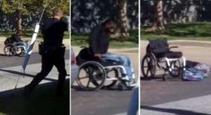 Delaware cops who killed cripple man in wheelchair will not face charges (Raw video)