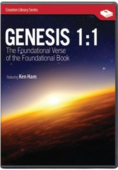 Genesis 1:1 DVD - Super Special use Code: SS1405 and it's yours for only $7.99 PLUS Buy 4 DVD's and get 1 {free} from www.AnswersInGenesis.org