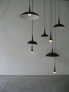 black pendants