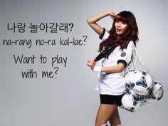 Learn korean  파르자네 ❤️