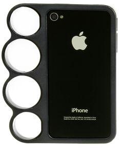 BLACK KNUCKLE IPHONE 4/4S CASE. - BEST SELLERS