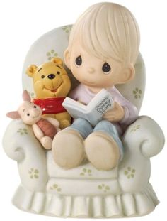"""Precious Moments Disney Collection """"Everything's Better With Friends"""" Figurine"""