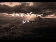 I'll See You Again Lyrics Westlife - YouTube