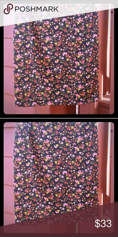 Bnwot Medium brown lularoe Cassie skirt with flowe So beautiful and comfy lularoe Cassie skirt lularoe Skirts Midi
