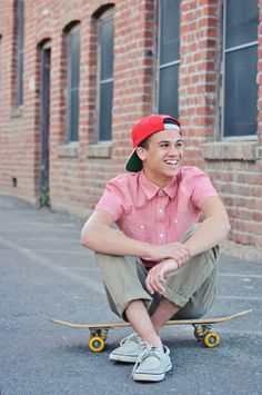 Candid Senior Boy Portrait High School Photography Portraits Urban Seniors Skateboard
