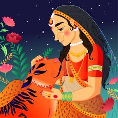 Inspired by a traditional Indian Rajasthani painting, today's illustration is a mix of drawing heritage and contemporary vector techniques. #amadineapp #digitalpainting #digitalart #digitalillustration #moreillustrations #illustration_best #vectorillustration #vectorgraphics #vectordrawing #bestvector #vectorimage #vectorwork #designapp #designsoftware #vectors #vector_art #radjasthanistyle