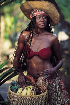 Dark skinned women are beautiful