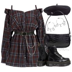Source by bamikern fashion quirky Kpop Fashion Outfits, Stage Outfits, Edgy Outfits, Retro Outfits, Cute Casual Outfits, Cute Fashion, Look Fashion, Korean Fashion, Girl Outfits