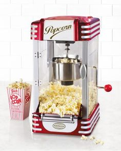 Popcorn - Tabletop Kettle | Nostalgia Electrics