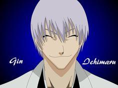 Art Trade: Gin Ichimaru by Mifang on deviantART