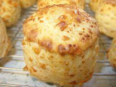 Scones de queso superchanchos