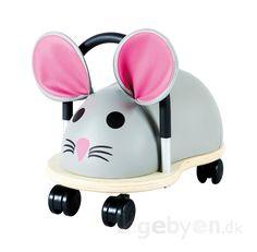 Køb Skubber Wheely Bug Mus - Stor - Fra 3 år. online - Wheely Bug
