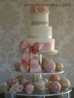 temari cakes...interesting