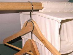 Fördubbla galgarna i garderoben | LAND.se