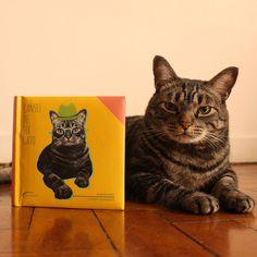 """O livro do Chico do """"Cansei de Ser Gato""""."""