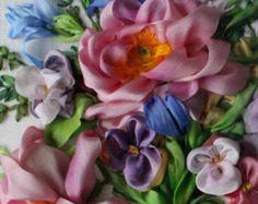 Bouquet floreale Vintage francese